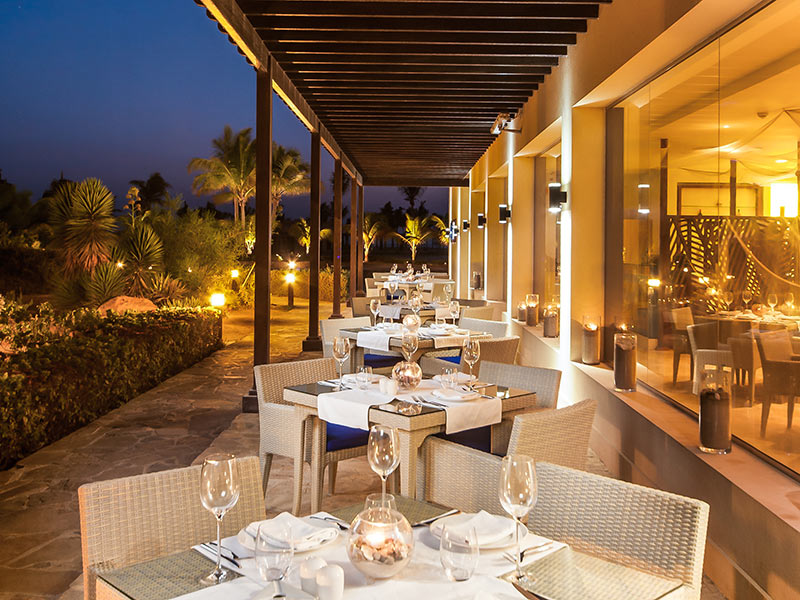 As sammak restaurant Juweira Boutique Hotel Hawana Salalah Oman